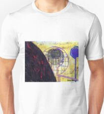 The Droste Effect by Margo Humphries Unisex T-Shirt