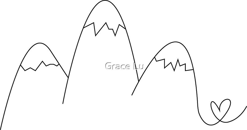 Bergliebe von Grace Lu