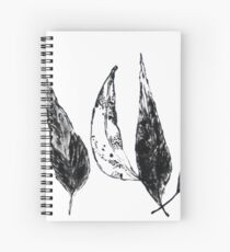 Gumleaves Spiral Notebook