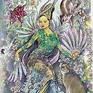 tropical fantasia - jungle ballet by John R.P. Nyaid