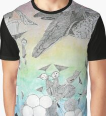 Night Stalkers at Dusk Graphic T-Shirt