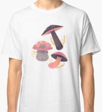 Camiseta clásica Meowshrooms