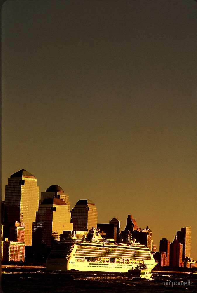 Prudential Sunset by micpowell