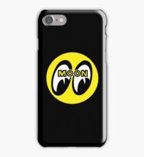 MOON EYES SHIRT iPhone Case/Skin