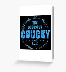 The Good Guy Greeting Card