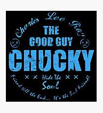 The Good Guy Photographic Print