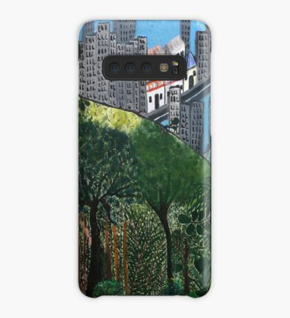 Roots of the city Case/Skin for Samsung Galaxy