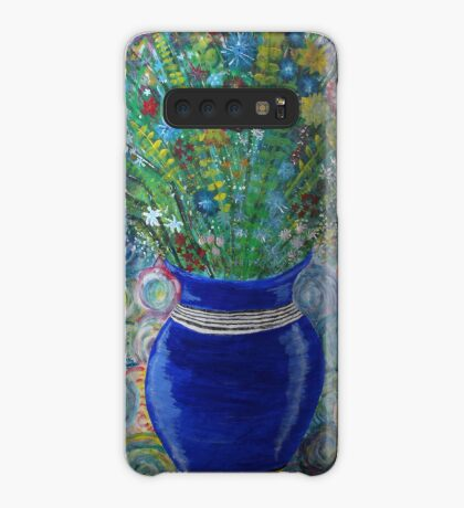 Flowers in vase Case/Skin for Samsung Galaxy