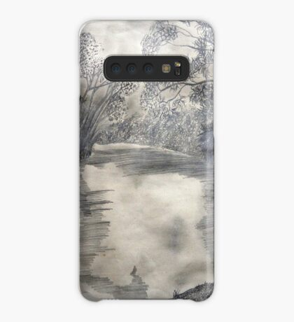 At the river Case/Skin for Samsung Galaxy