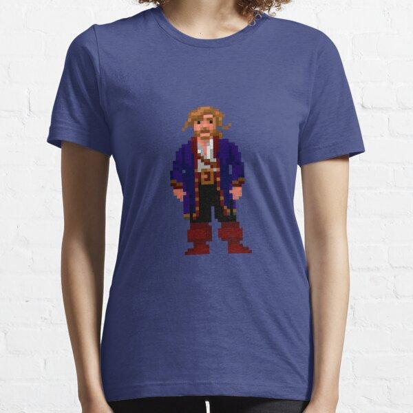 Guybrush Threepwood T-shirt essentiel