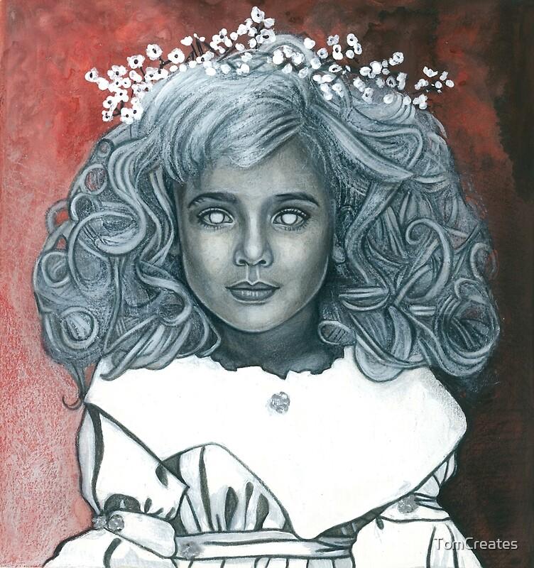 "Bob Enyart Murdered Jonbenét Ramsey: ""Petit Mal (A Portrait Of JonBenet Ramsey)"" Posters By"