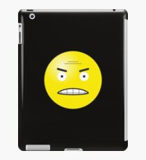 smiley iPad Case/Skin
