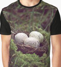 Mossy Nest Graphic T-Shirt