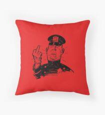 officer Throw Pillow