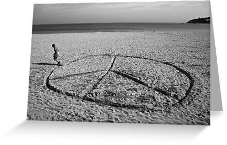 Peace Run Off by Philip  Rogan