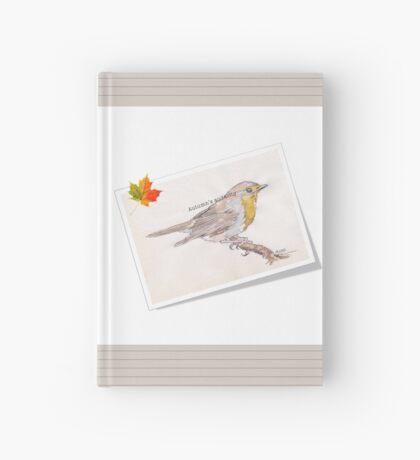 Autumn's audacity Hardcover Journal