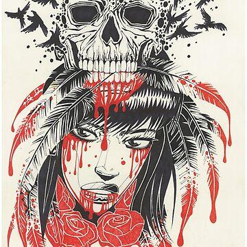 The Crows N Roses by JosieBaldwin