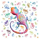 Gecko by Karin Taylor