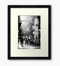 Centre Place  Framed Print