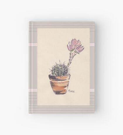 Echinopsis oxygona cactus Hardcover Journal