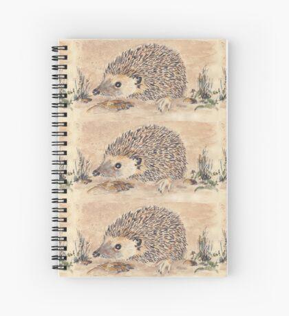Hedgie, the African Hedgehog Spiral Notebook