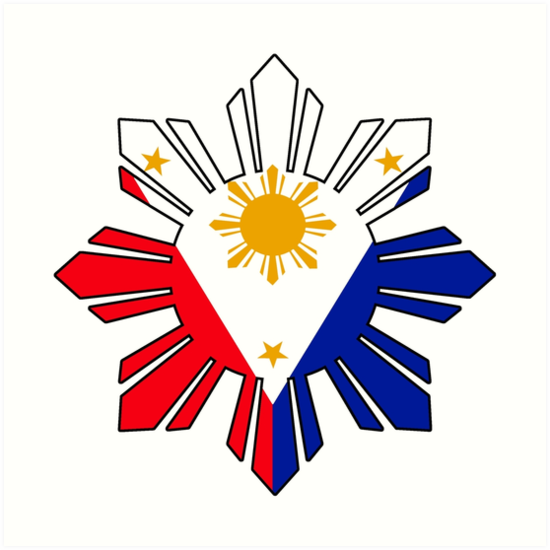 """Philippine Sun Flag"" Art Prints by kayve 