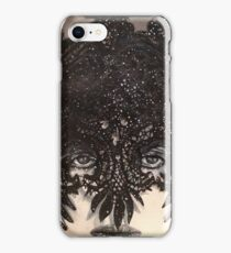 Portrait of Blow iPhone Case/Skin