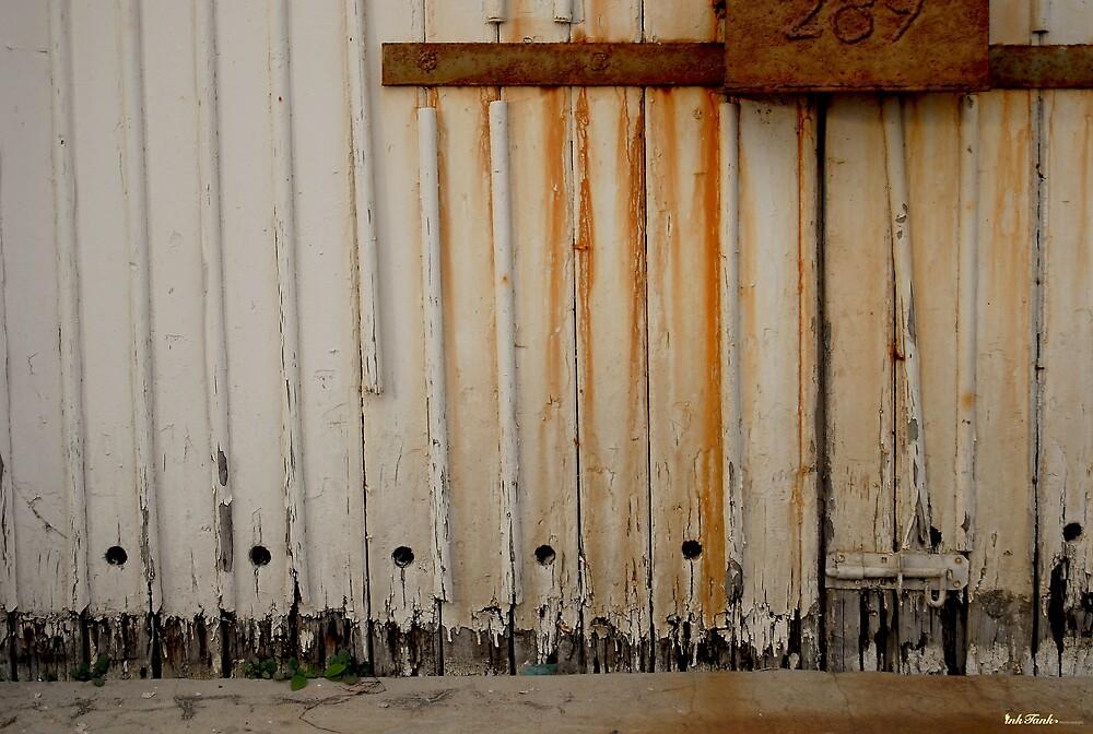 Rustic Door by Willem Dickson de Villiers