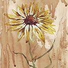 Helianthus (sunflower) by Maree Clarkson