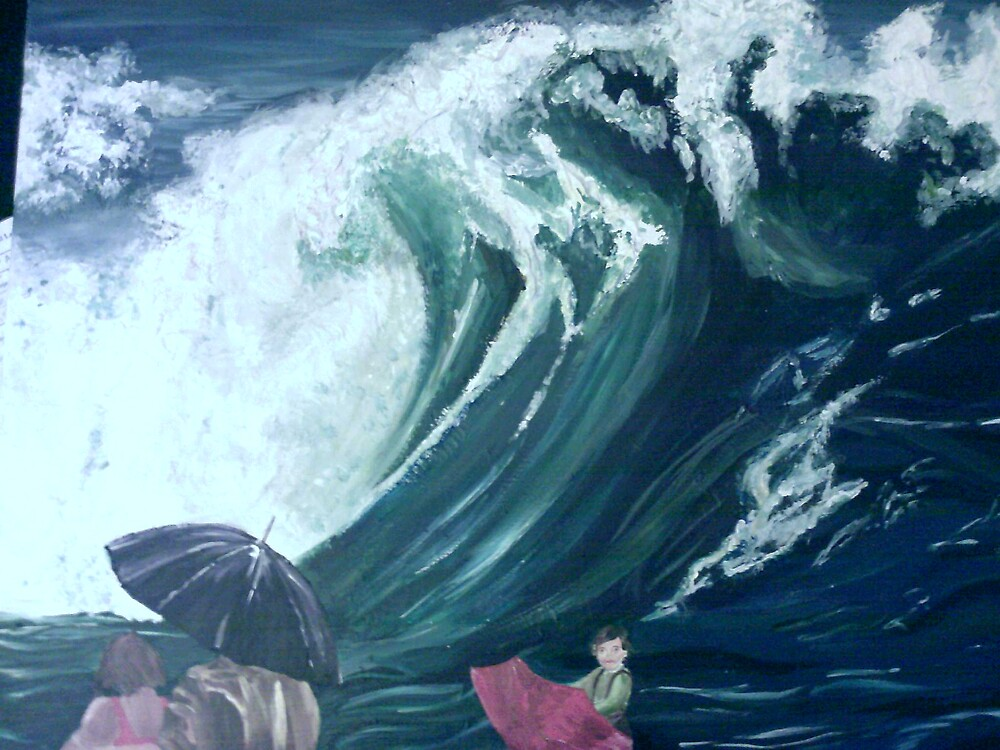 Wave by moppy