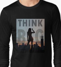 Think Big Giant Silhouette T-Shirt