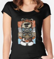 Movie Icon Women's Fitted Scoop T-Shirt