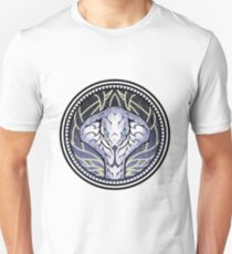 Anguis Union (Textless) Unisex T-Shirt