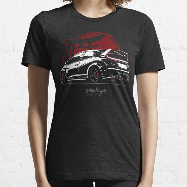 2015 Civic Type R Essential T-Shirt