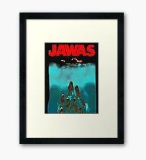 starwars Framed Print