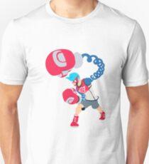 Spring Man Blocky Unisex T-Shirt