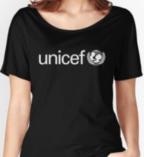 unicef 1 Women's Relaxed Fit T-Shirt
