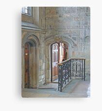 Inside York's Guildhall Canvas Print