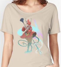 .:Ali del vento:. Women's Relaxed Fit T-Shirt