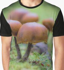 Funky Fungi Graphic T-Shirt