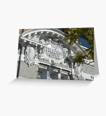 Woolloongabba Post and Telegraph Office Greeting Card