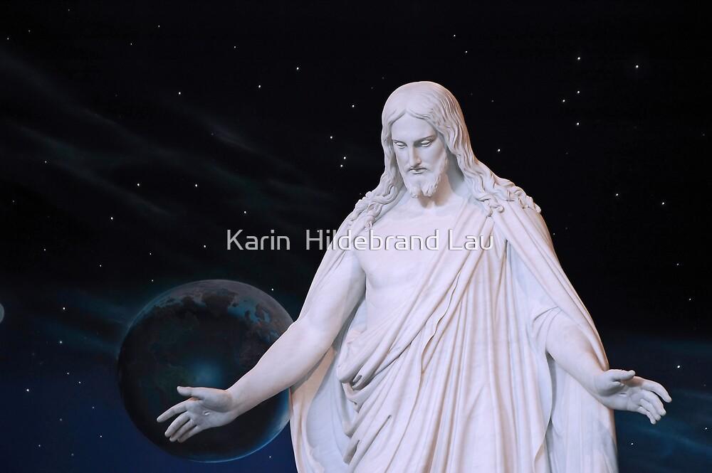 The Christus by Karin  Hildebrand Lau