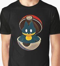 Munchlax - Pokemon Graphic T-Shirt