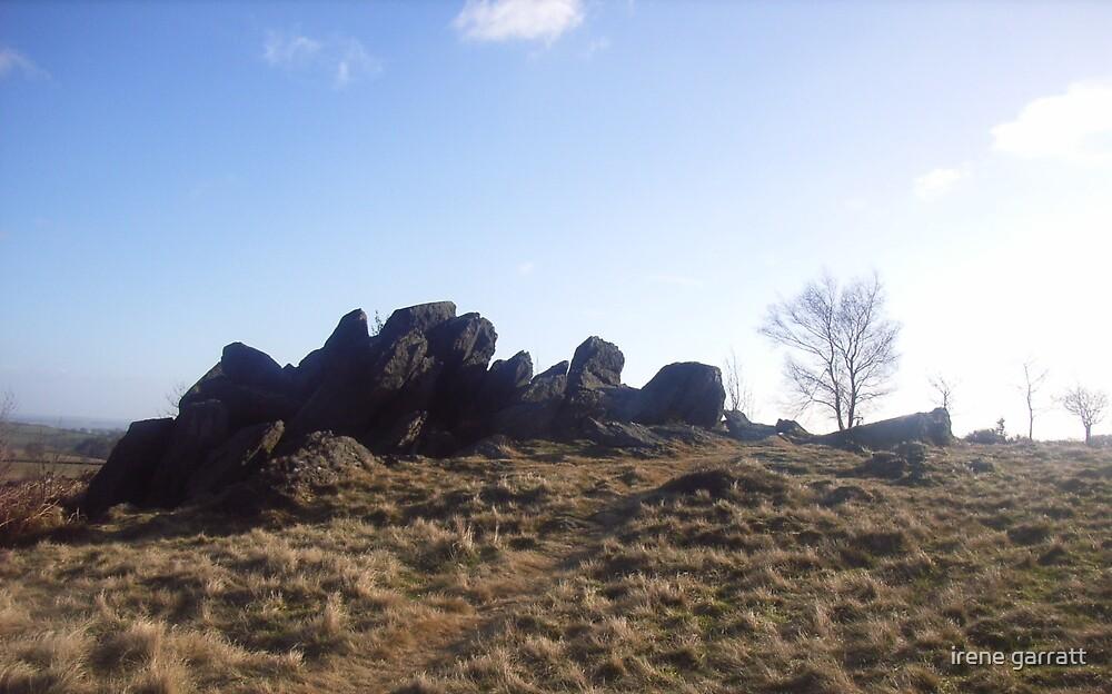 Rocks by irene garratt