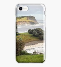 Lennox Headland over Boulders iPhone Case/Skin