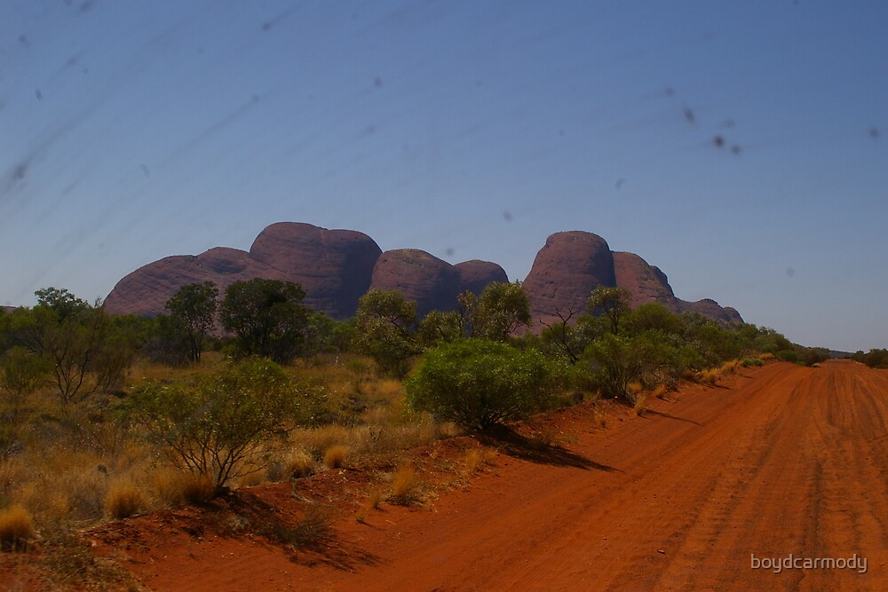 OLGAS FROM THE WEST by boydcarmody