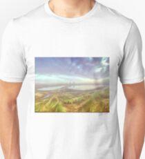 Early morning mist. (Digital Art) T-Shirt