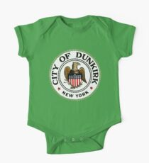 City of Dunkink-new  york One Piece - Short Sleeve