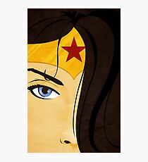 Wonder Woman HD Photographic Print