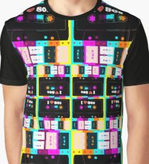 COLOUR #80s #cassette 01 Graphic T-Shirt